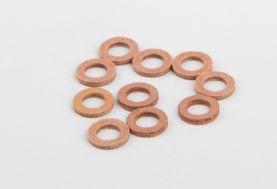 Wilesco 01501 Sealing rings for oil filer caps. x10